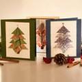 Eva Sành điệu - Tự làm thiệp Giáng sinh hình cây thông Noel cực đáng yêu.