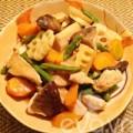 Bếp Eva - Cuối tuần làm gà hầm củ sen kiểu Nhật