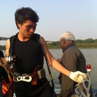 Thợ lặn tìm nạn nhân vụ TMV Cát Tường nói gì?