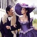 Làng sao - Lê Kiều Như tung ảnh cưới phong cách cổ điển