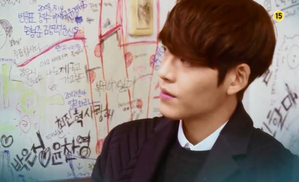 Young Do tìm thấy Eun Sang trước Kim Tan - 1