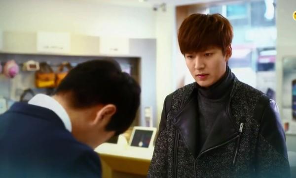 Young Do tìm thấy Eun Sang trước Kim Tan - 3