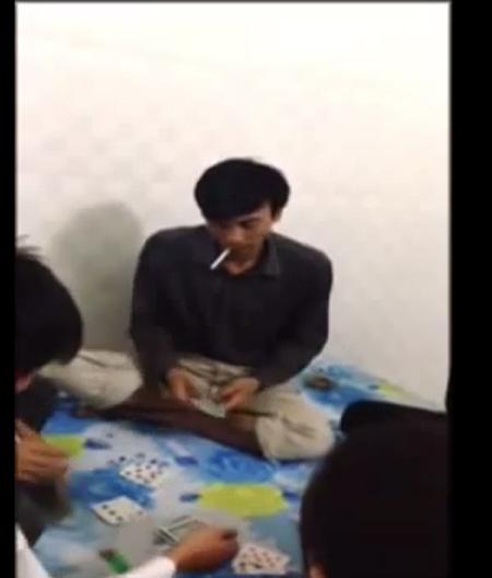 clip: gd trung tam gdtx sat phat tren chieu bac - 1