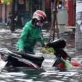 Tin tức - TP. Hồ Chí Minh ngập sâu do triều cường