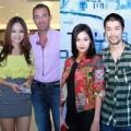 Làng sao - Johnny Trí Nguyễn, Lan Phương lăng-xê người yêu