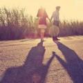 Tình yêu - Giới tính - Vì cô ấy là người ở lại cùng anh