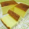 Thơm mềm bánh ga-to mật ong kiểu Nhật