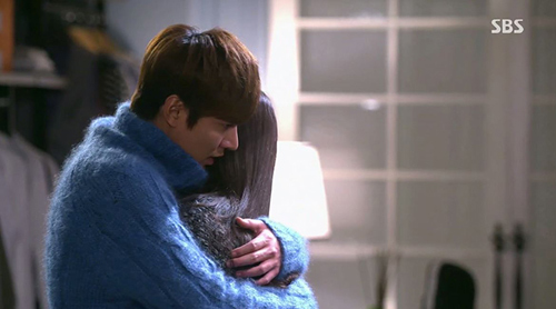 """con sot"" ao len long trong ""the heirs"" - 4"
