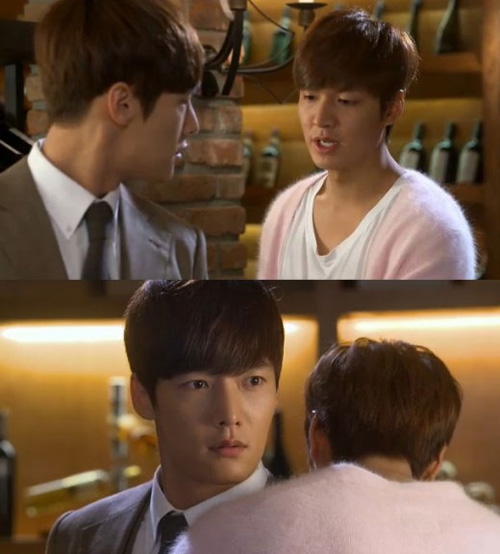 """con sot"" ao len long trong ""the heirs"" - 5"