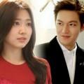 Làng sao - Lee Min Ho đính ước với Park Shin Hye