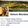 Video tái hiện cuộc đời huyền thoại Nelson Mandela