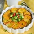 Bếp Eva - Ăn vặt với chuối trứng nướng