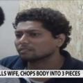 Tin tức - Sốc: Chồng giết vợ dã man rồi giấu xác trong nhà