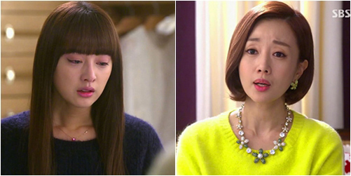 """con sot"" ao len long trong ""the heirs"" - 1"