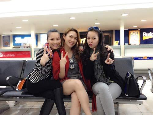 """ron nguoi"" phi thanh van uong ruou voi… ran - 4"