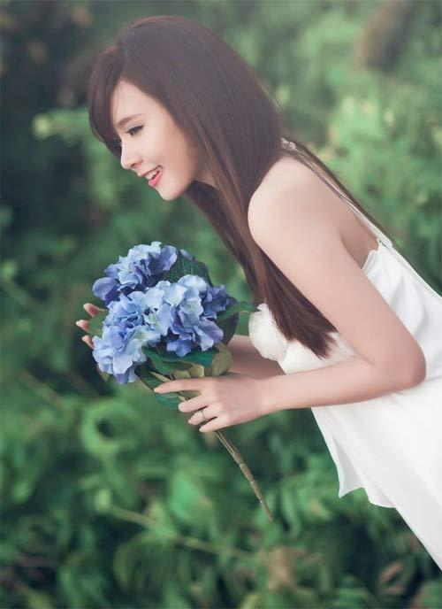 midu hoa trinh nu tren thao nguyen xanh - 7