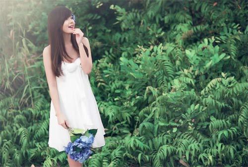 midu hoa trinh nu tren thao nguyen xanh - 9