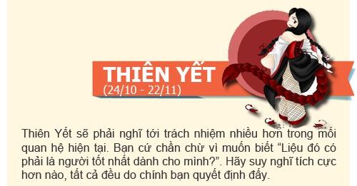 boi tinh yeu tuan tu 09/12 den 15/12 - 10