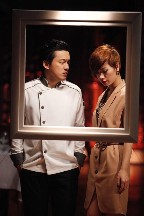 tra my idol lo lang vi lan dau dong phim - 6
