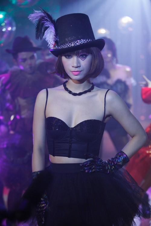 tra my idol lo lang vi lan dau dong phim - 9