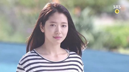 "anh thoi tho au ""kute"" cua my nu the heirs - 12"