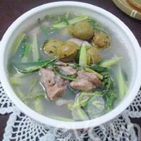 5 mon canh ham nong bua com ngay lanh - 14