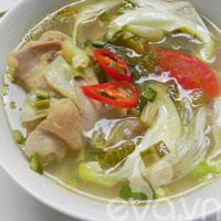 5 mon canh ham nong bua com ngay lanh - 15