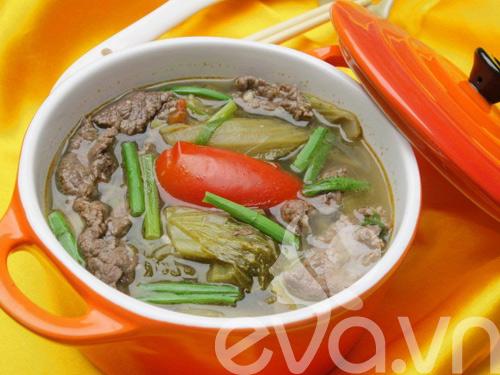 5 mon canh ham nong bua com ngay lanh - 3