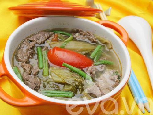 5 mon canh ham nong bua com ngay lanh - 4