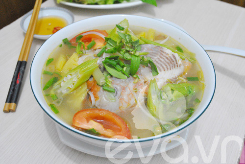 5 mon canh ham nong bua com ngay lanh - 5