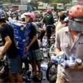 Tin tức - Vụ dân hôi bia: Lập hội ủng hộ tiền cho lái xe