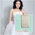 Lộ thiệp cưới của hoa hậu Ngô Phương Lan