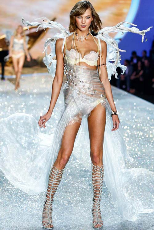 video: man nhan voi victoria's secret show 2013 - 10