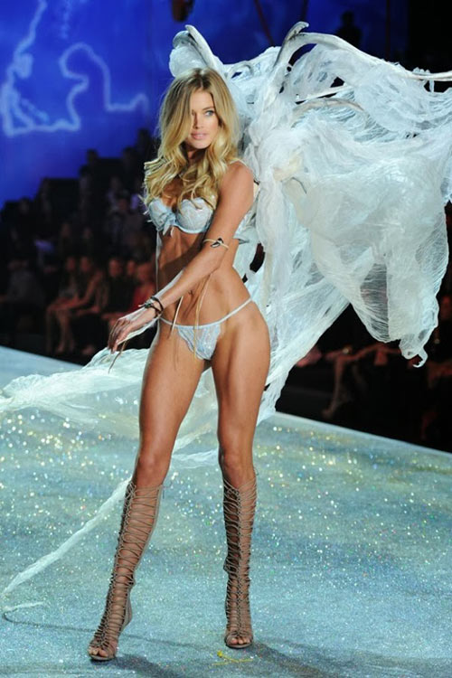 video: man nhan voi victoria's secret show 2013 - 12