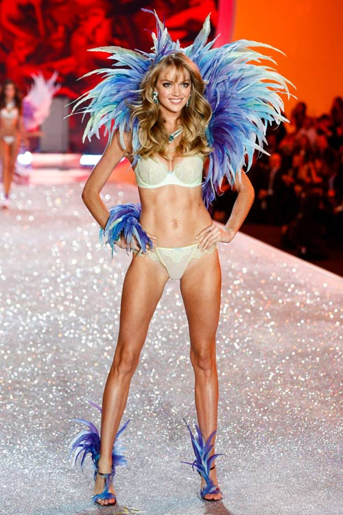 video: man nhan voi victoria's secret show 2013 - 5