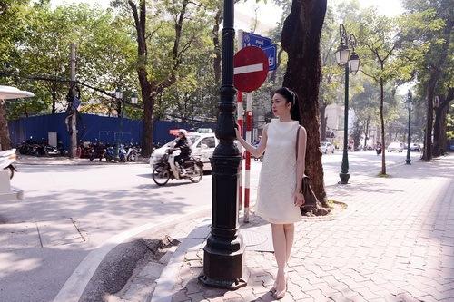 'bà hoàng' linh nga xuóng phó ngày dong - 12