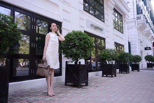 'bà hoàng' linh nga xuóng phó ngày dong - 10