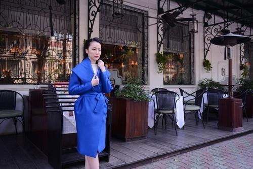 'bà hoàng' linh nga xuóng phó ngày dong - 1