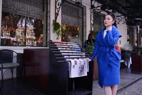 'bà hoàng' linh nga xuóng phó ngày dong - 4