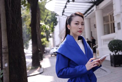 'bà hoàng' linh nga xuóng phó ngày dong - 7