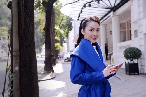 'bà hoàng' linh nga xuóng phó ngày dong - 8
