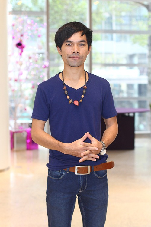"my tam cuc ""chat"" hoi ngo thi sinh idol - 15"