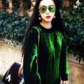 Thời trang - Băng Phạm lòe loẹt dạo phố London