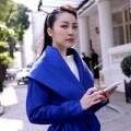 Thời trang - 'Bà hoàng' Linh Nga xuống phố ngày đông