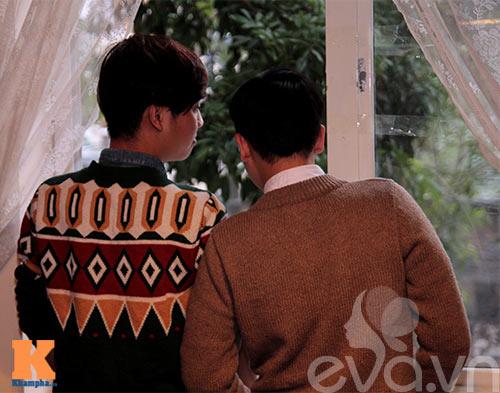"""cap dong tinh nam: """"mong mot dam cuoi"""" - 6"""