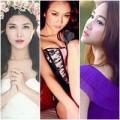Làm đẹp - 3 hot girl 'bí ẩn' xinh đẹp nhất 2013