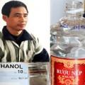 Sốc: Công thức pha chế rượu độc của Cty rượu 29