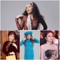 Làm đẹp - Sao Việt: tóc 'siêu xấu' khi mặc áo dài