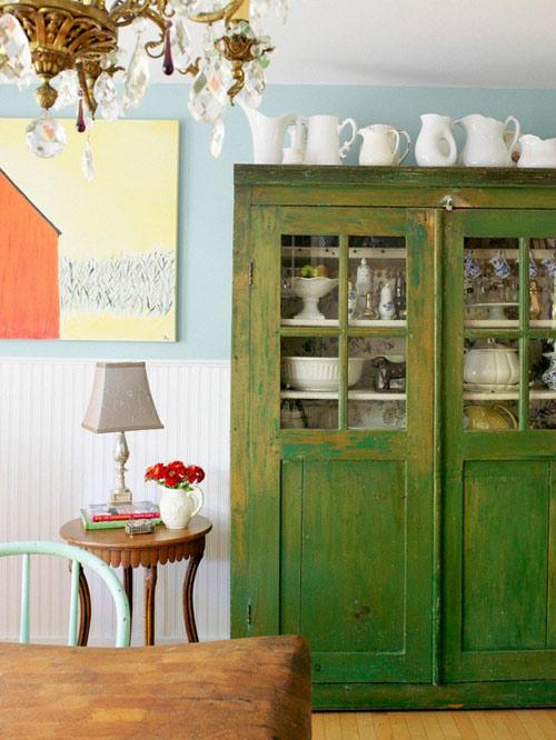 Ấn tượng mẫu tủ bếp đẹp và cực tiện - 10