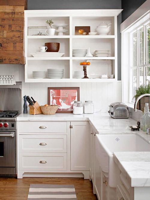 Ấn tượng mẫu tủ bếp đẹp và cực tiện - 6